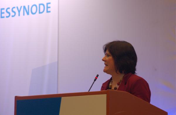 Berichterstatterin Dr. Barbara Schwahn