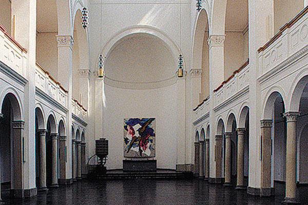 Trinitatiskirche Köln. Foto: kirche-koeln.de / Prof. Heinz Wedewardt
