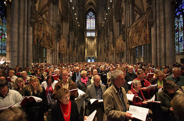 Ekir News 2014 Vorfreude Auf Das Kirchenmusikfest In Bonn