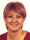 Erschreckende Nachrichten: Elke Wieja, Vorsitzende von Nes Ammim.