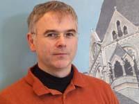 Pfarrer Stefan Richert ist JVA-Seelsorger in Wuppertal.