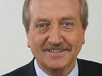 Zeichen ökumenischer Lebendigkeit: Burkhard Müller.